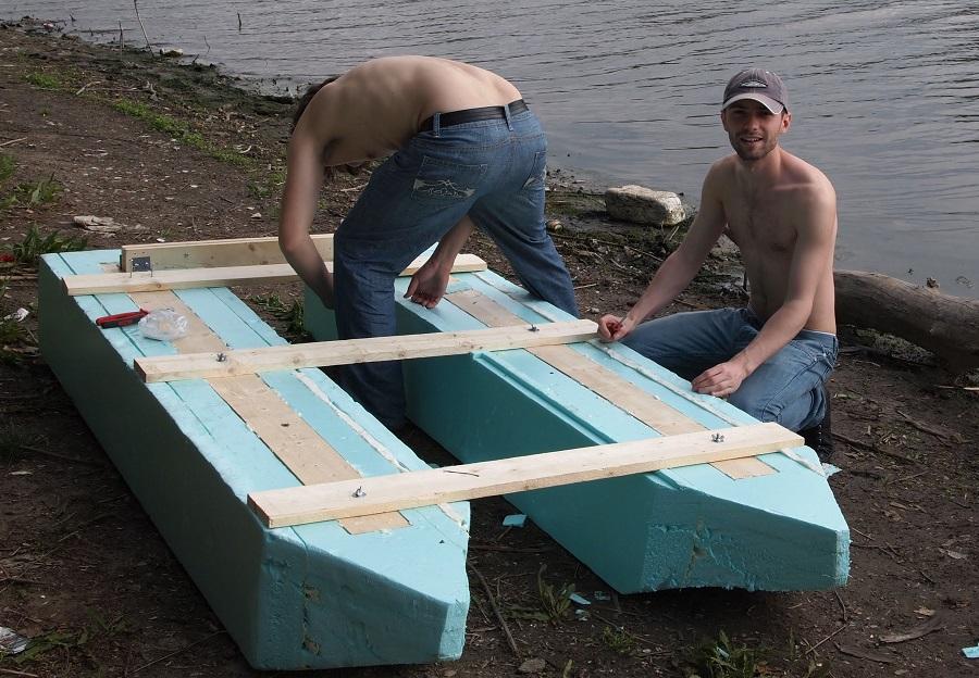 Raft Building Info
